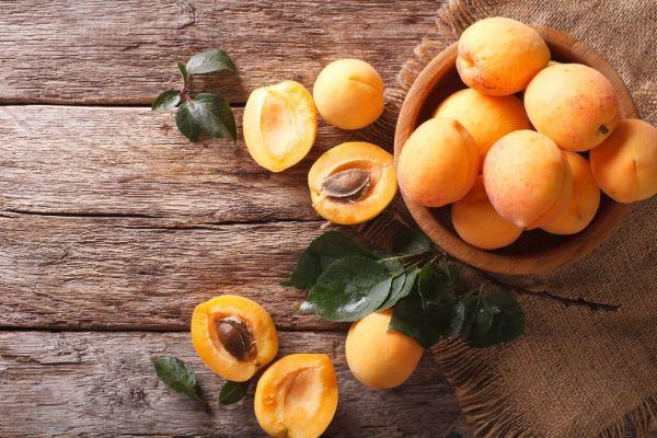 abricots pour bronzer sans soleil