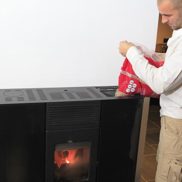 aménagement sous-sol chauffage