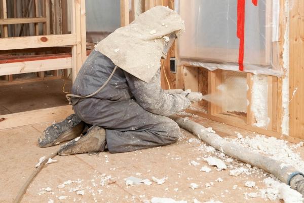 aménagement sous-sol isolation des murs