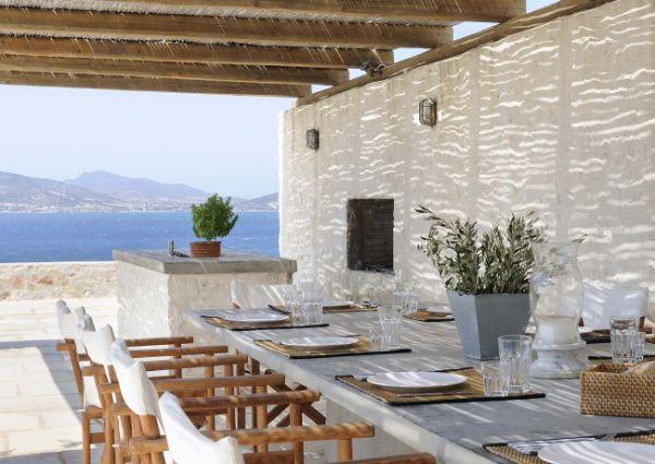 aménagement terrasse idée de déco méditerranéenne