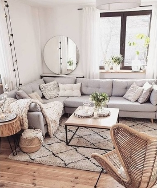 ameublement maison style scandinave