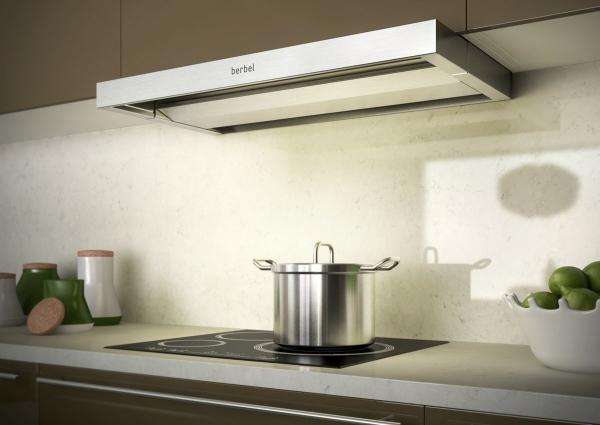 appareils de cuisine hotte de cuisine
