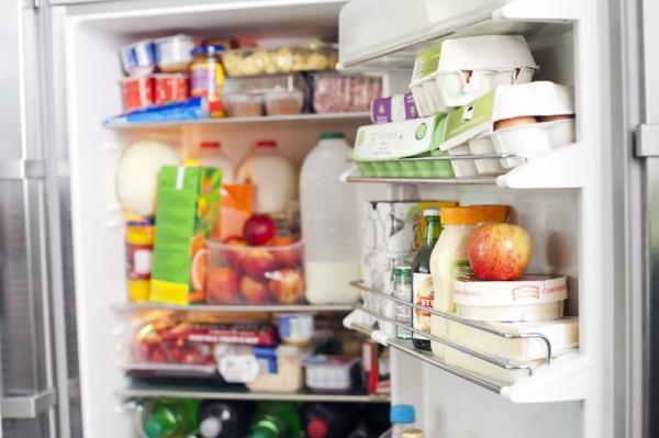 appareils de cuisine surcharge inadmissible