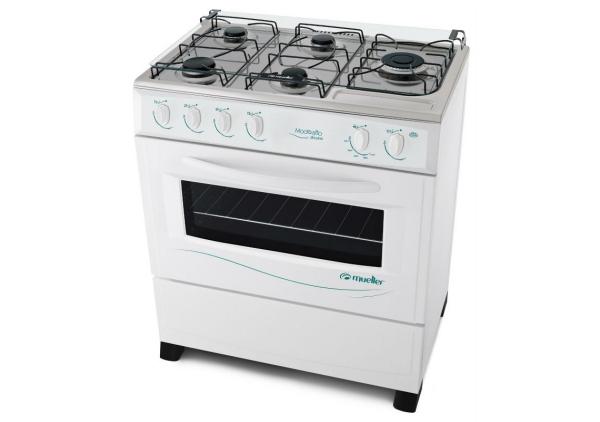 appareils de cuisine une cuisinière à gaz