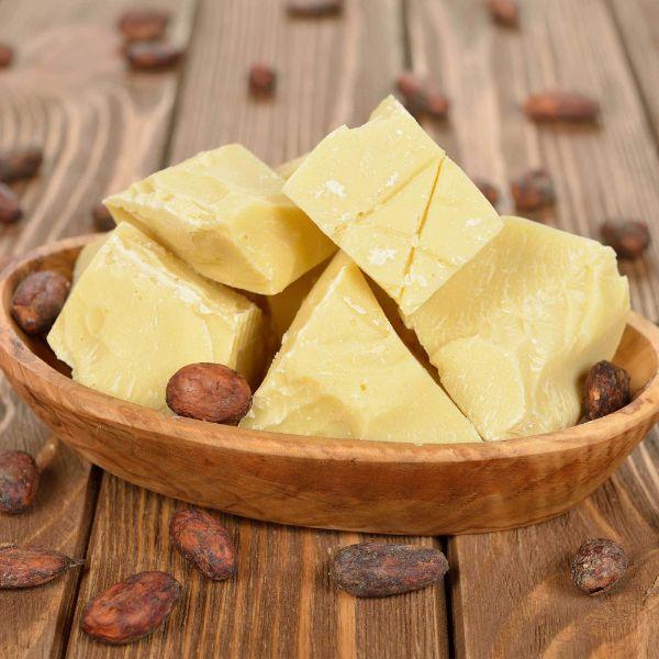 beurre de cacao idée pour bronzer sans soleil