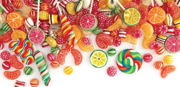 bisphénol dans ces sucreries