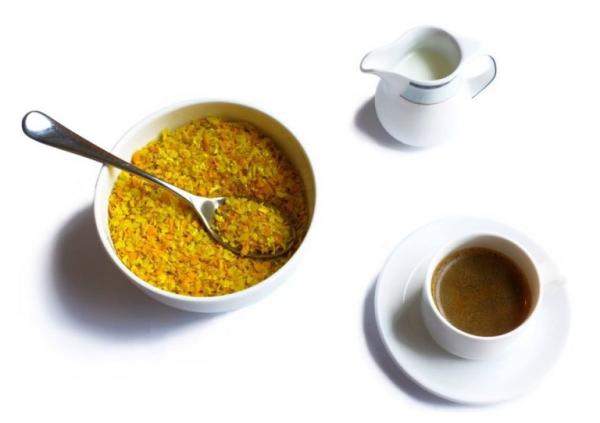 bisphénol dans le petit déjeuner