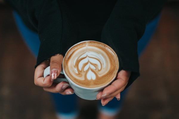 boire du café de l'art café