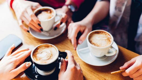 boire du café fringales de sucre