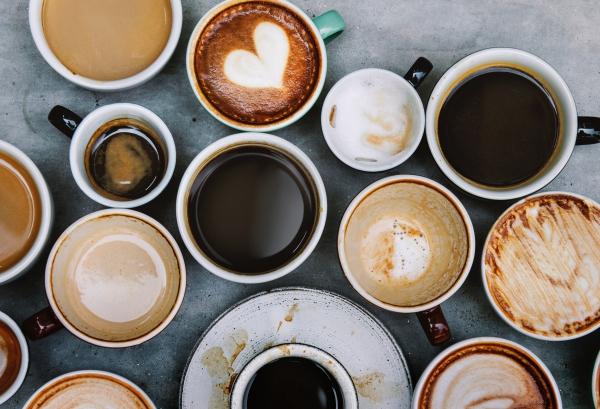 boire du café grande variété
