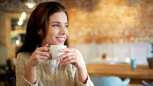 boire du café pour tonifier