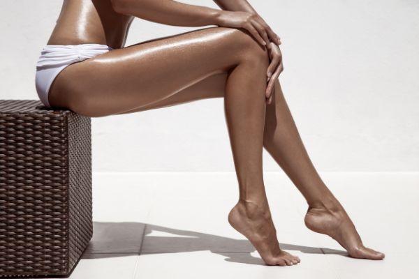conseils pour bronzer sans soleil idées