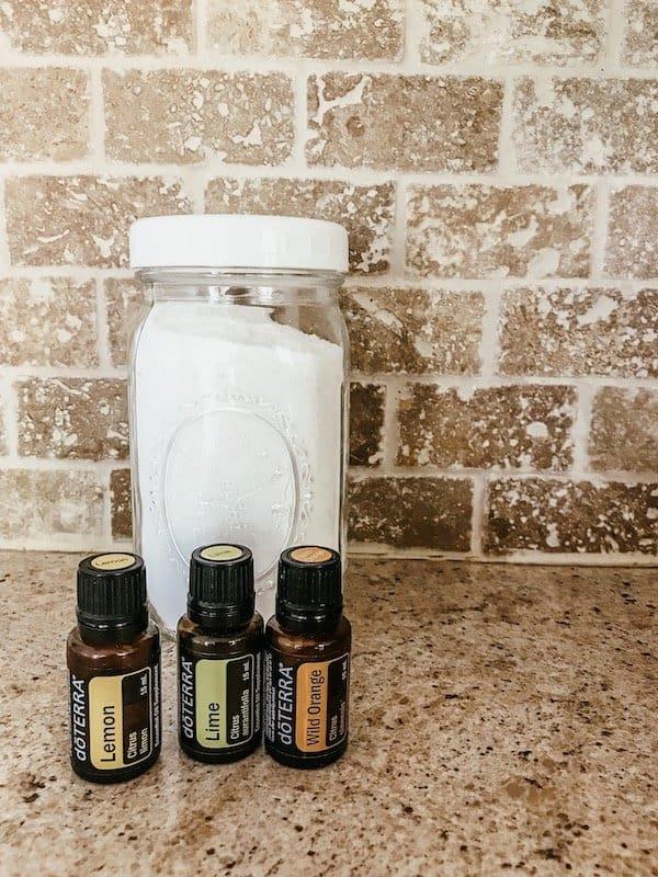 diy lessive maison avec huile essentielle