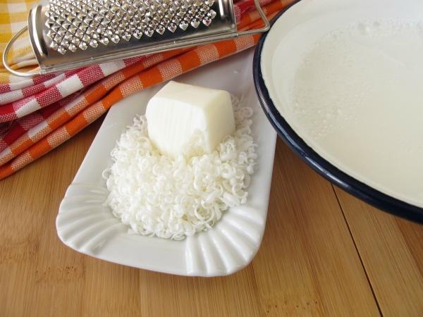 diy lessive maison avec savon de castille