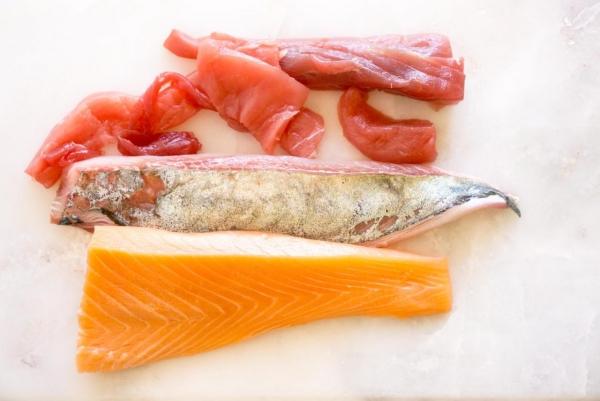 diy oshizushi au poisson