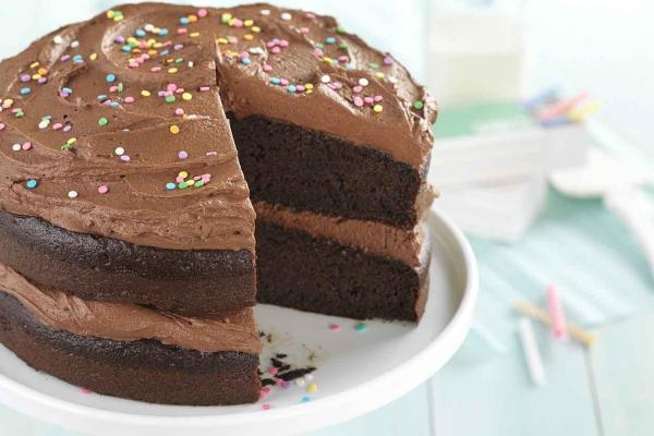 gâteau sans gluten chocolat à cuisson rapide