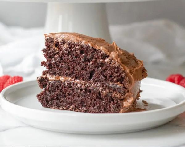 gâteau sans gluten chocolat beurre et chocolat noir