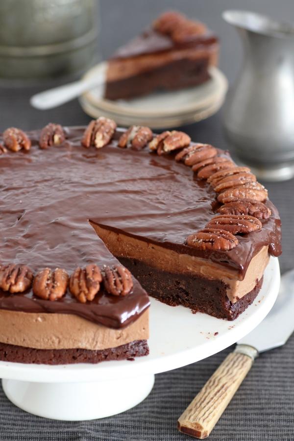 gâteau sans gluten chocolat craquer pour cette recette