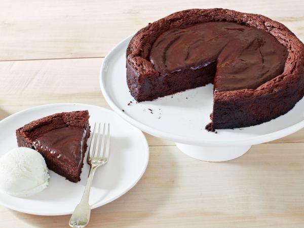 gâteau sans gluten chocolat plaisir à manger