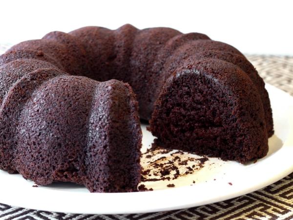 gâteau sans gluten chocolat recette saine