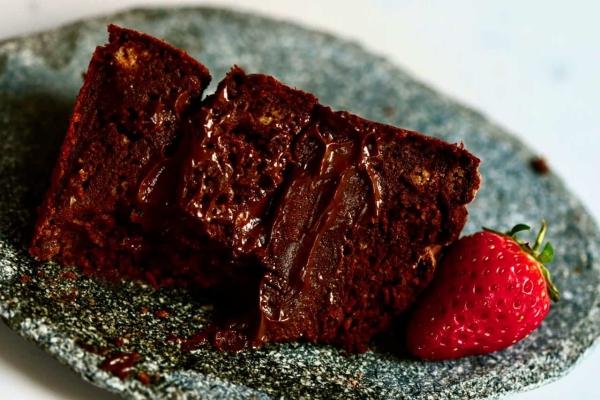 gâteau sans gluten chocolat se déshabituer du gluten