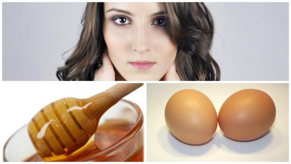 masque au jaune d'oeuf pour le visage vitamines et protéines