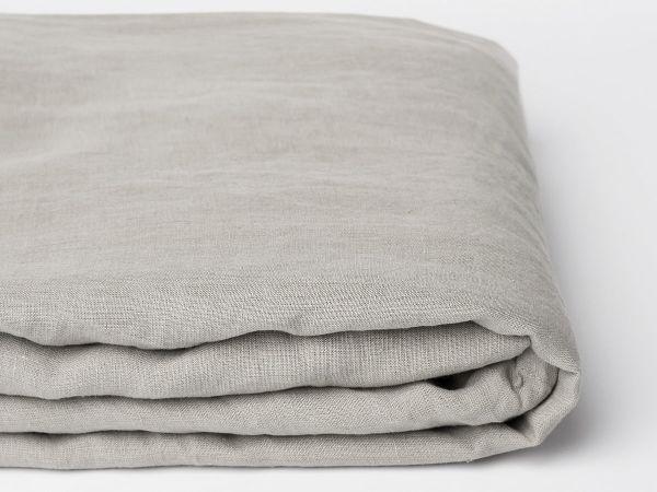 matière respirante linge de lit en lin lavé