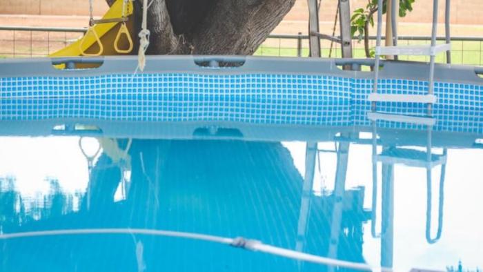 nettoyage fond de piscine une piscine hors sol