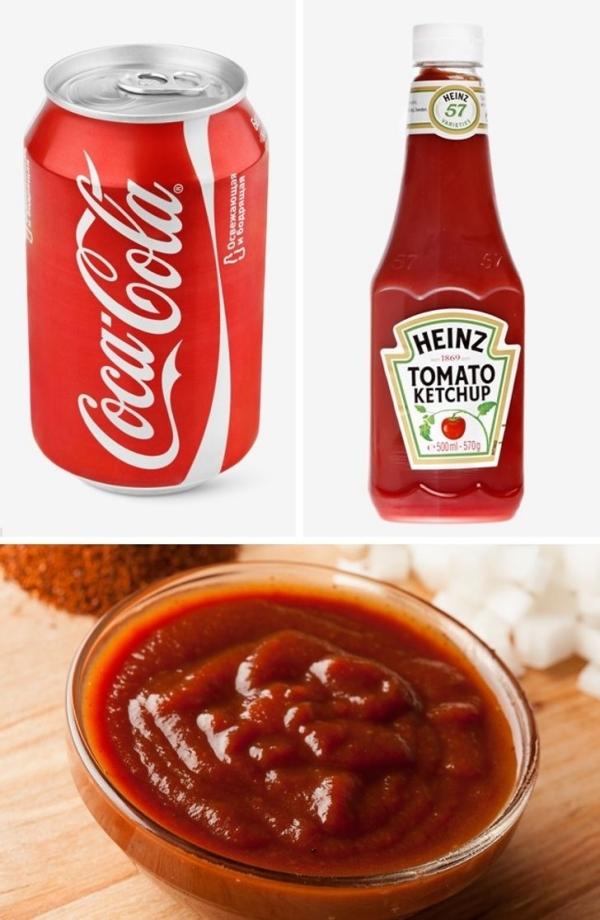 préparer des recettes de cuisine avec du coca-cola