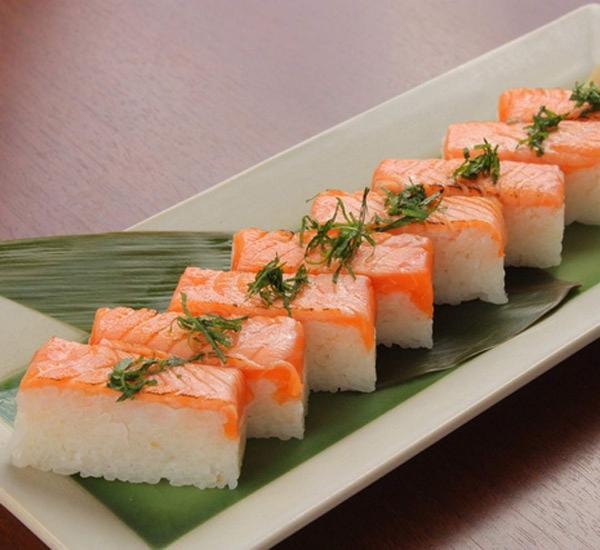 recette oshizushi facile