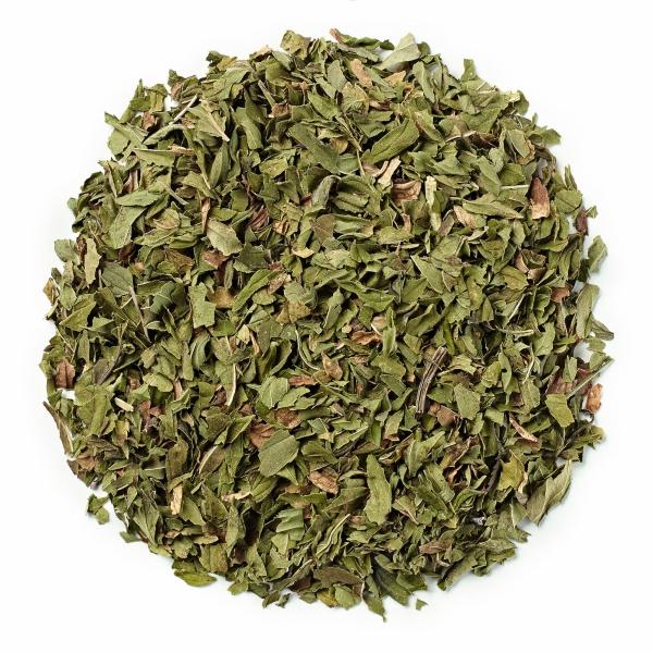 recette thé à la menthe feuilles séchées