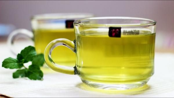 recette thé à la menthe grandes propriétés