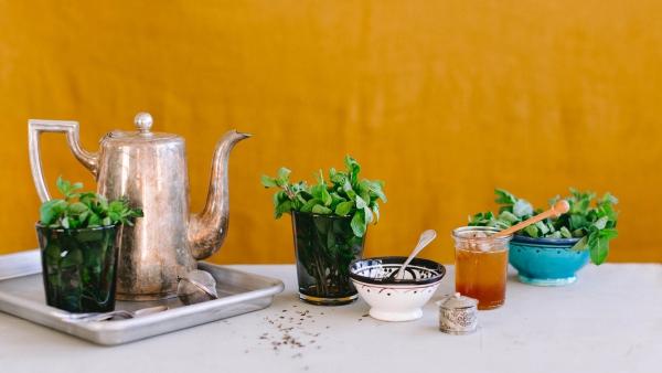 recette thé à la menthe thé marocain
