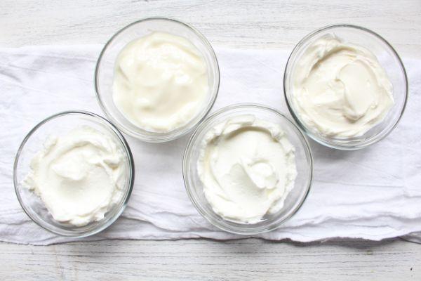 skyr yaourt produits laitiers comparaison
