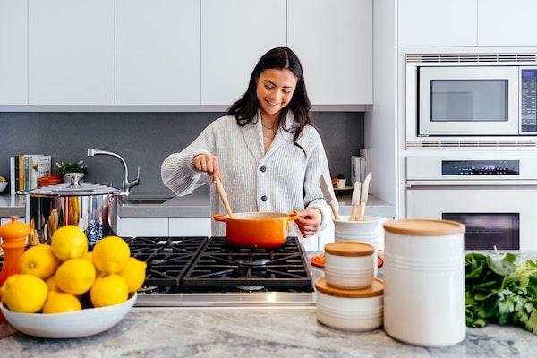 cuisiner ses plats la veille afin de gagner du temps au quotidien