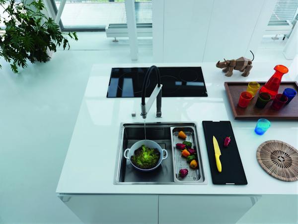 idée comment rendre la cuisine plus fonctionnelle et pratique
